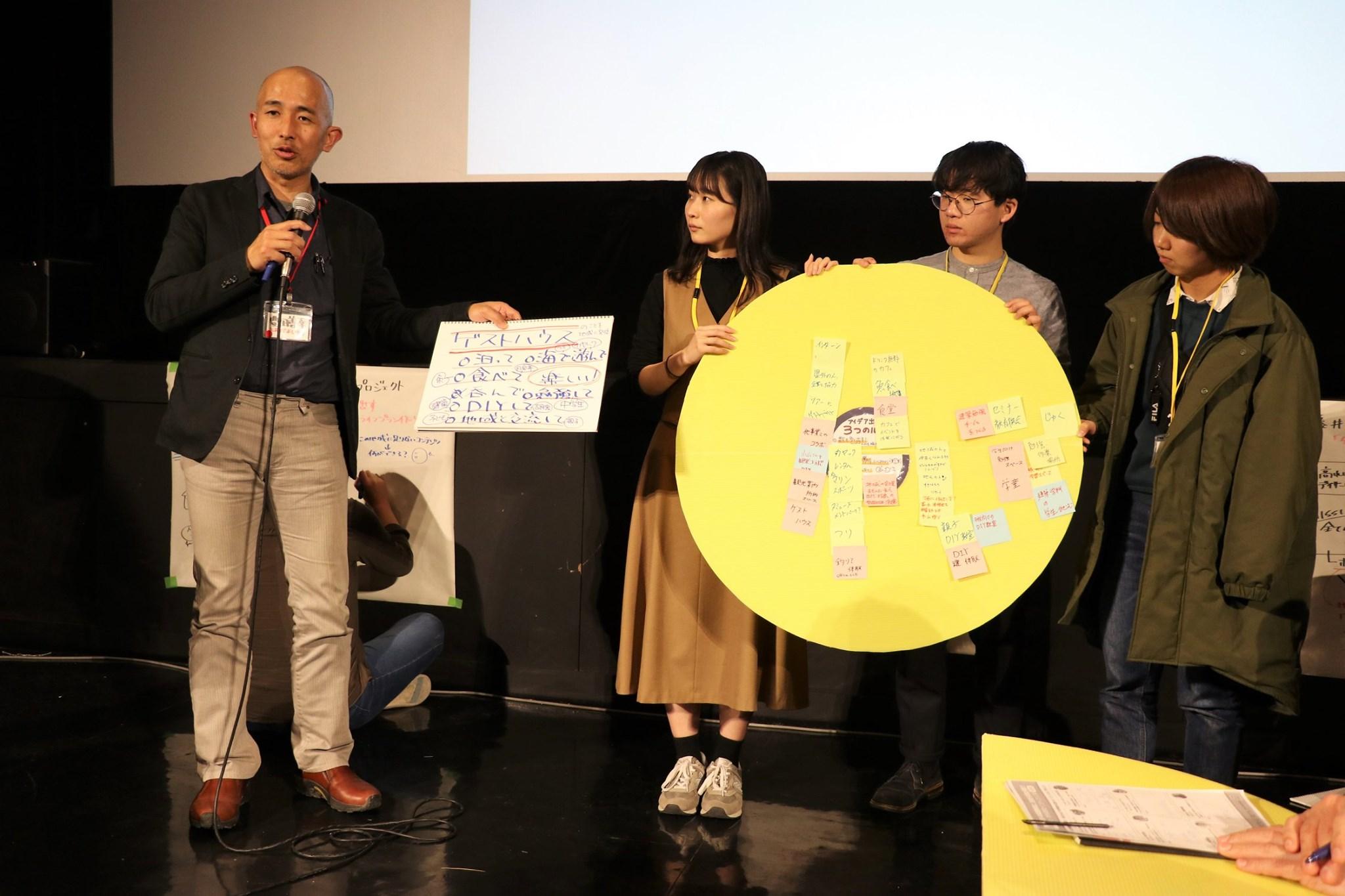 第28回浜魂 開催報告その1:NPO法人 中之作プロジェクト