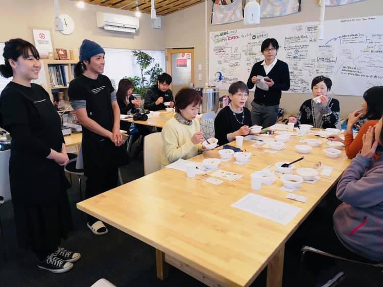 ふるさと兼業 いわきブロック:TEA TO EAT 試食モニター調査を実施しました!