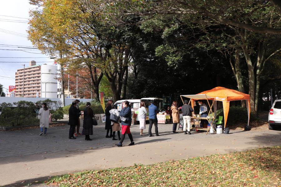 【11/24(月)〜11/27(金)】<br/> Park+@平中央公園スケジュール