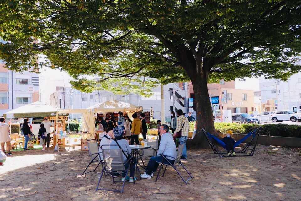 4/18(日)に開催!!<br/>屋外を日常に〈Park+@大工町公園〉<br/>